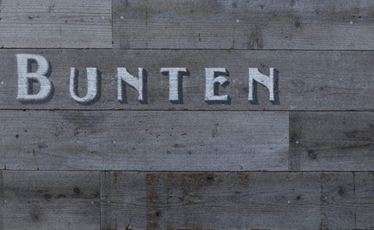 BUNTENの装飾イメージ